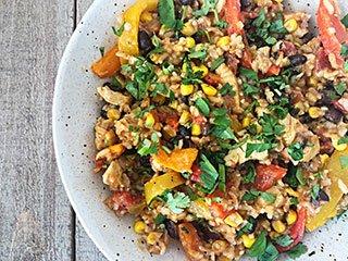 10 minute recipe Lentil curry