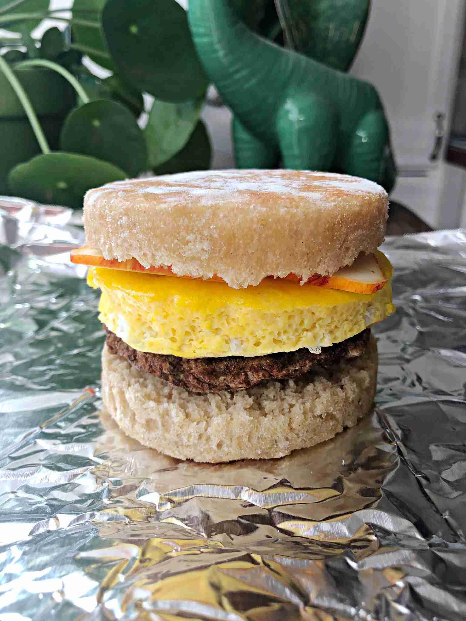 healthy breakfast meal prep