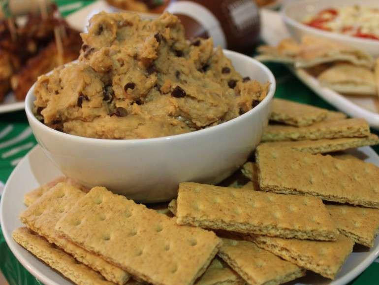 high protein vegan snacks