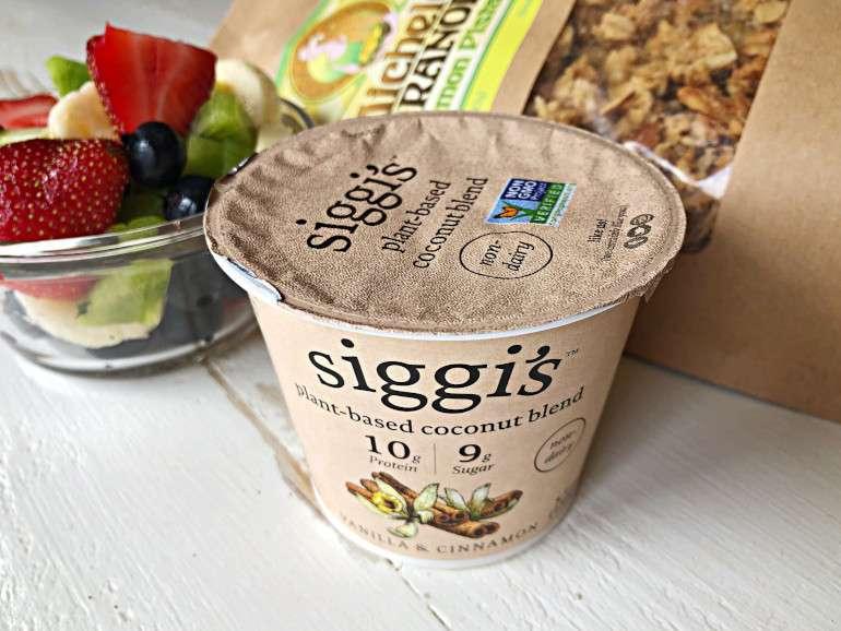 vegan yogurt