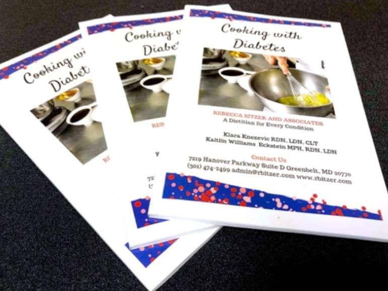 diabetes cookbook