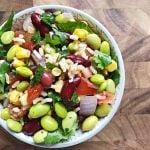 edamame salad healthy bbq sides
