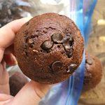chocolate kodiak protein muffins