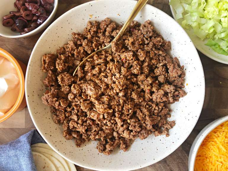low fodmap taco recipes