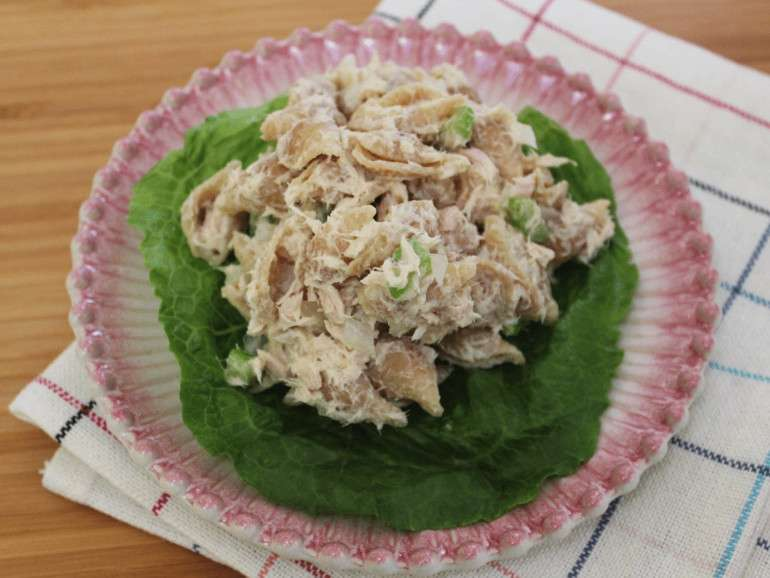 lunch tuna salad