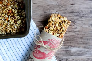 lactogenic foods granola bar