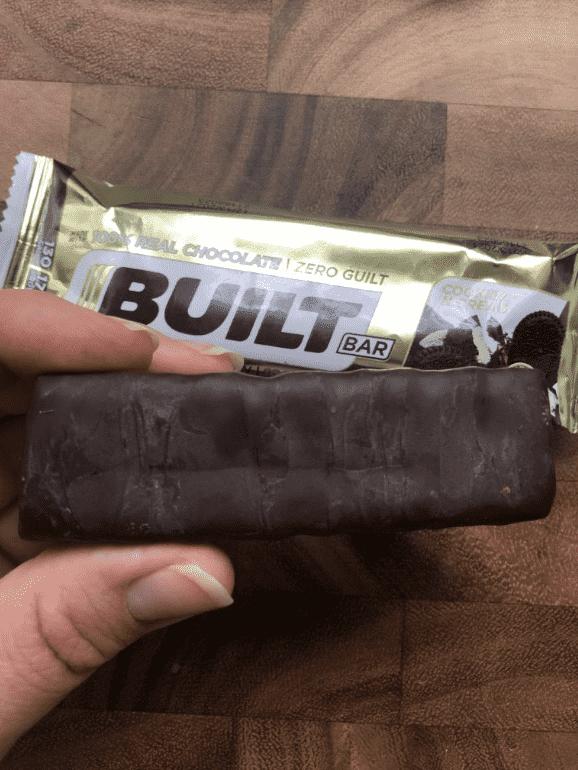 built protein bar