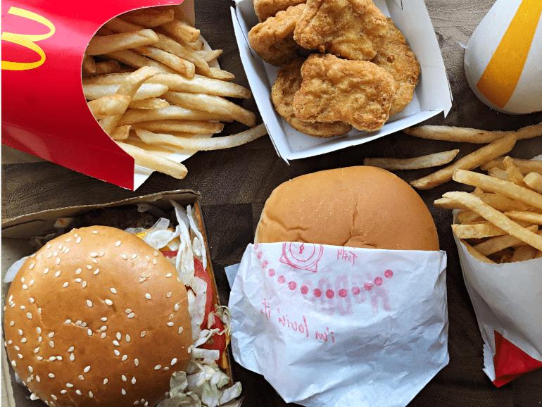 mcdonalds diabetes food options