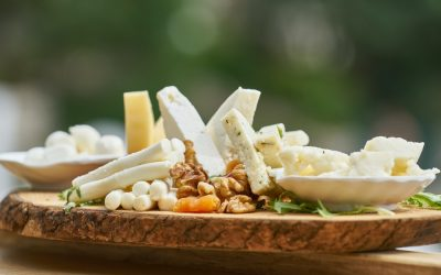 What is a Low FODMAP Cheese?