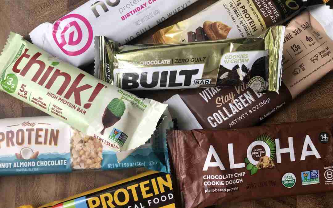 Best Protein Bars for Diabetes? Our Favorites and How to Choose!