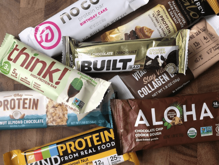 best protein bars for diabetes